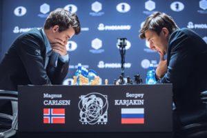 El Rey Carlsen